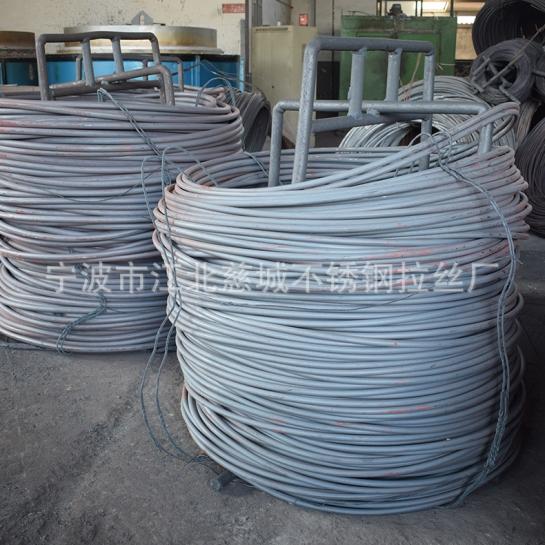 螺丝冷墩线_供应sus410不锈铁螺丝冷墩线φ1.5~sus410超硬